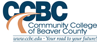 Community College of Beaver County logo